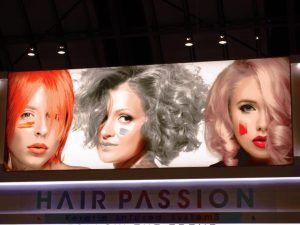 pro live 2018, hairdressers, manchester